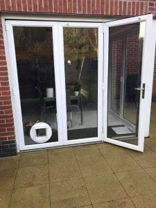 Bifold Door Installed In Mansfield UK